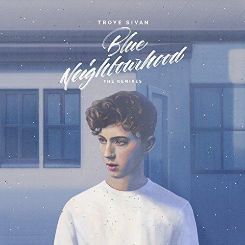Troye Sivan《Blue-吉他谱》吉他谱