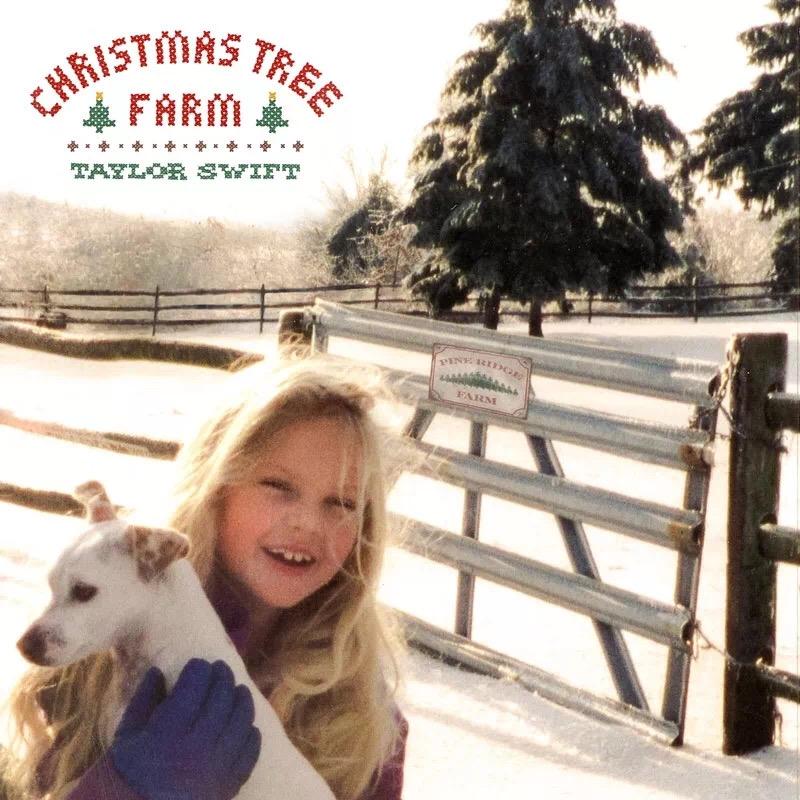 Taylor Swift《Christmas Tree Farm-吉..》吉他谱