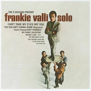 Frankie Valli《Can't Take My Eyes Off You》吉他谱