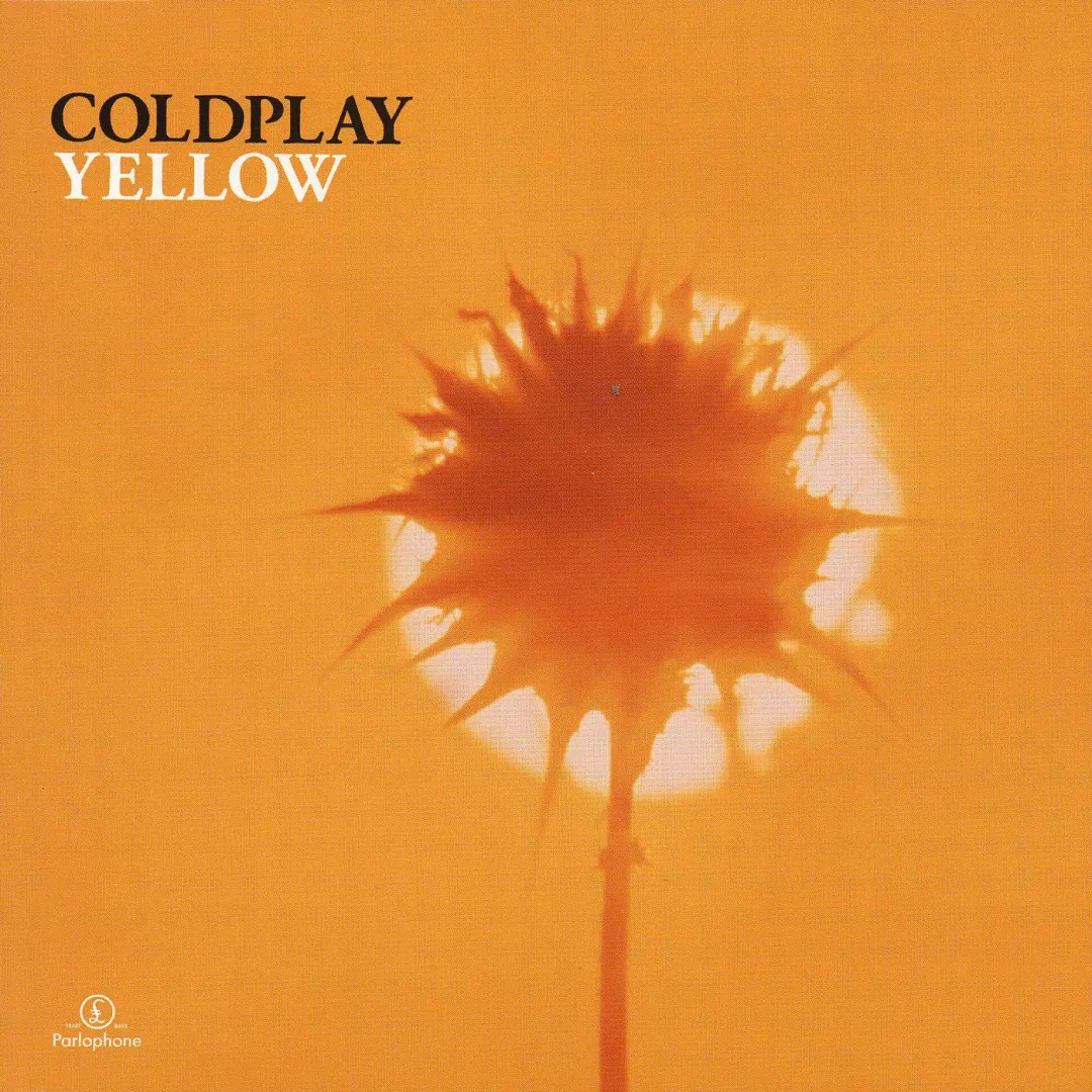 Coldplay《Yellow》尤克里里谱